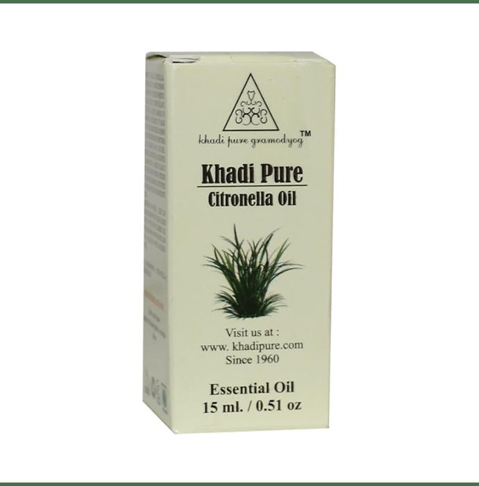 Khadi Pure Herbal Citronella Essential Oil