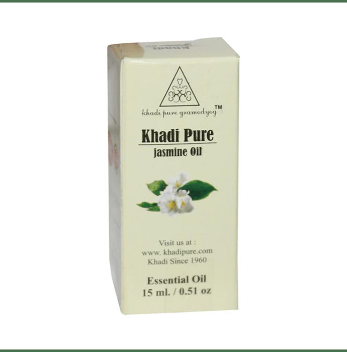 Khadi Pure Herbal Jasmine Essential Oil