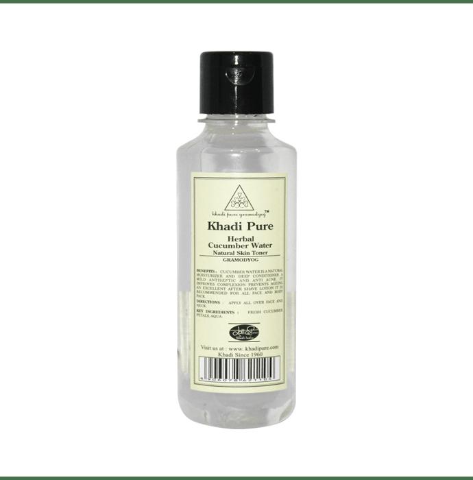 Khadi Pure Herbal Cucumber Water