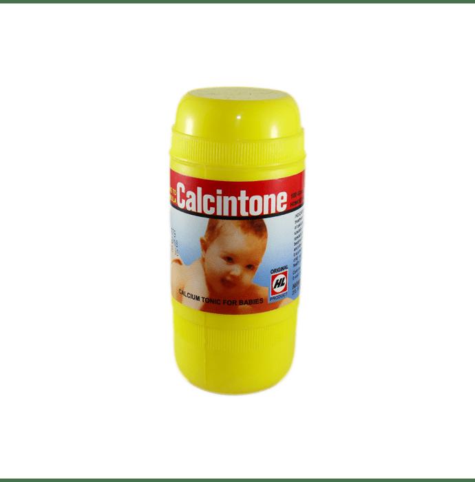 Hahnemann Labs Calcintone Tonic