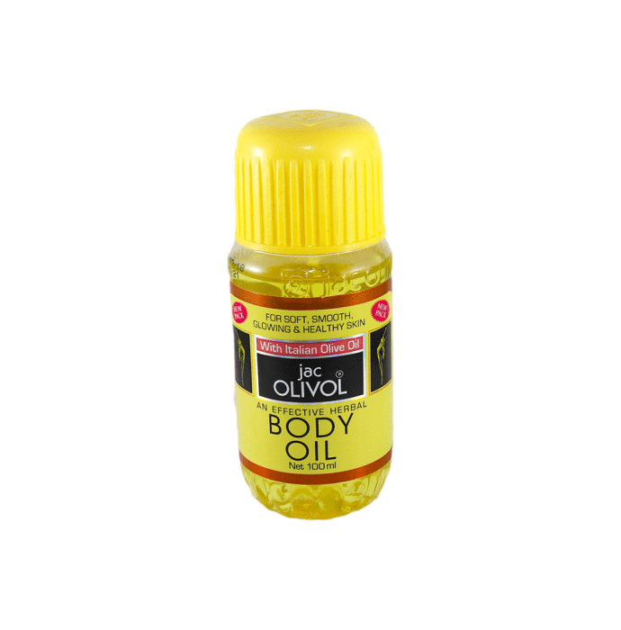 Hahnemann Labs Jac Olivol Body Oil