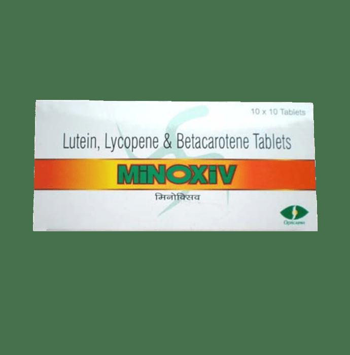 Minoxiv Tablet