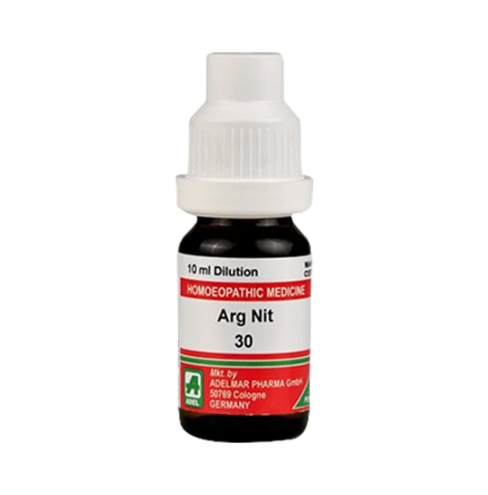 ADEL Arg Nit Dilution 30 CH