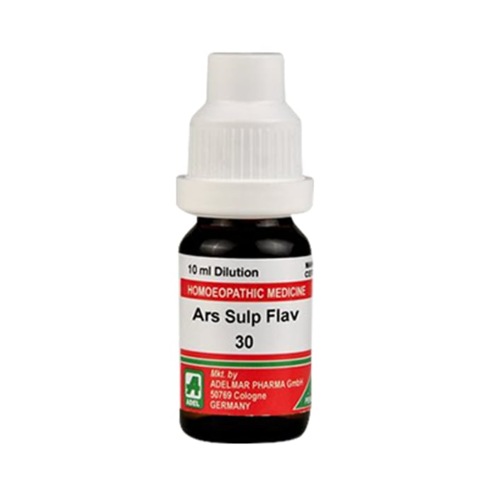 ADEL Ars Sulp Flav Dilution 30 CH