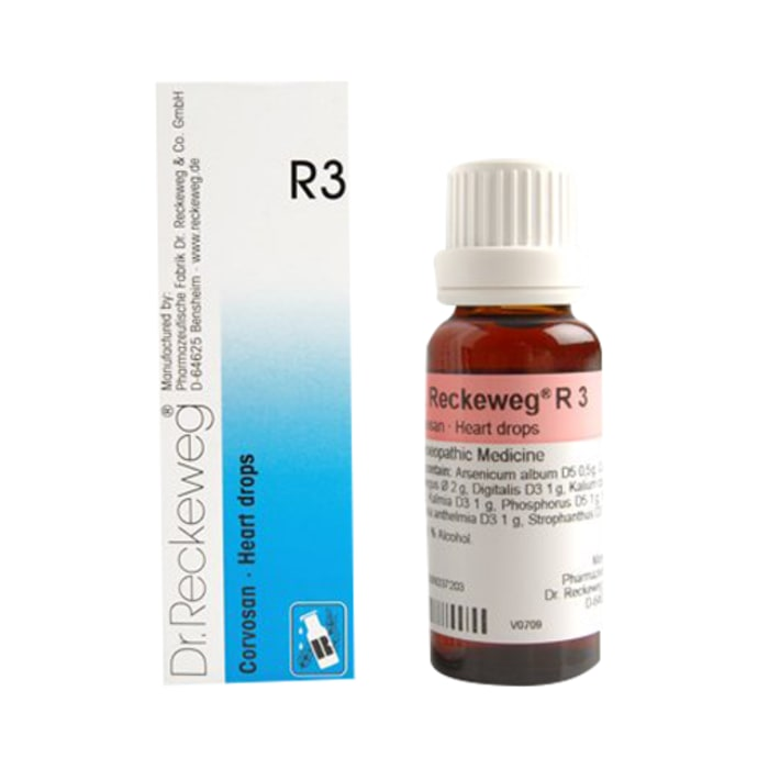 Dr. Reckeweg R3 Heart Drop