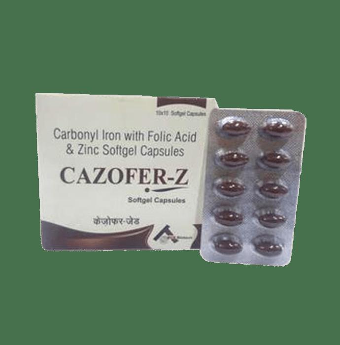 Cazofer Z Capsule