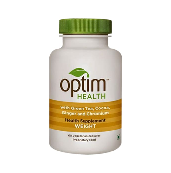 Optim Health Weight Capsule