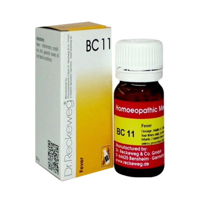 Dr. Reckeweg Bio-Combination 11 (BC 11) Tablet