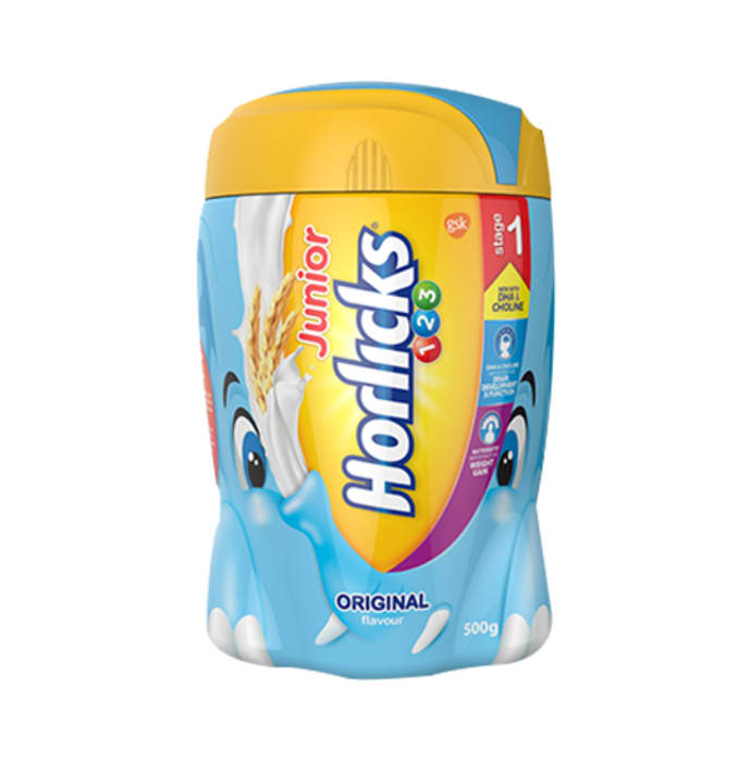 Horlicks Junior Stage 1 Powder Original