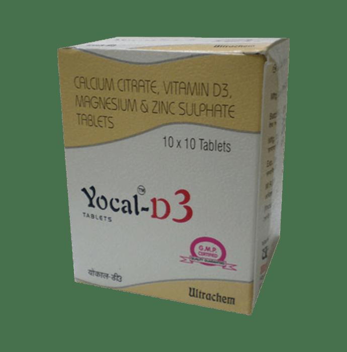 Yocal-D3 Tablet