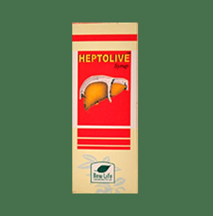 New Life Heptolive Syrup