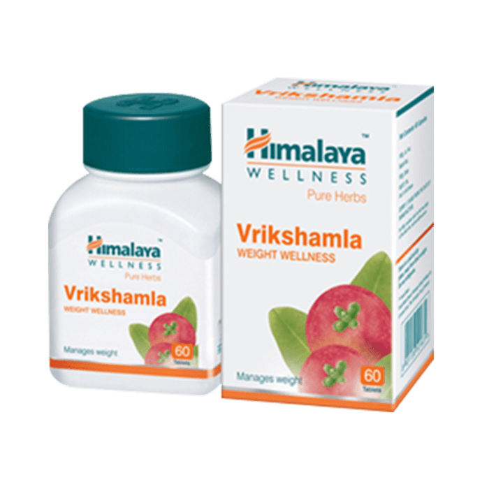 Himalaya Wellness Pure Herbs Vrikshamla Weight Wellness Tablet