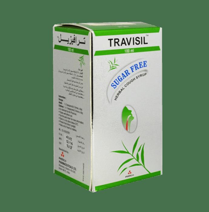 Travisil Sugar Free Syrup