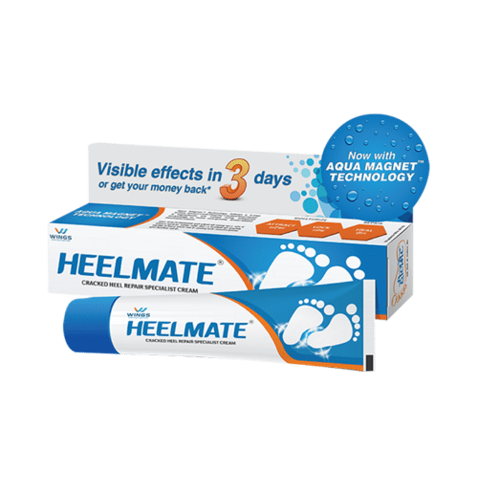 Heelmate Cracked Heel Repair Specialist Cream