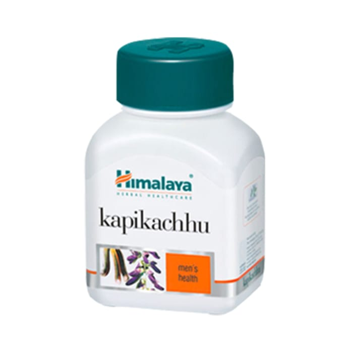 Himalaya Wellness Pure Herbs Kapikachhu Men's Wellness Tablet