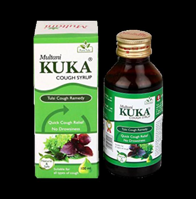 Multani Kuka Cough Syrup