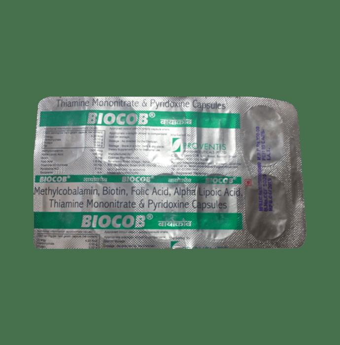 Biocob Capsule