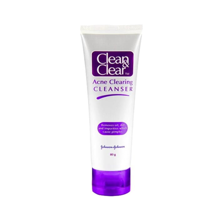 Clean & Clear Acne Clearing Cleanser