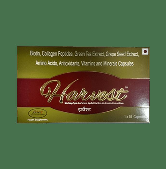 Harvest  Soft Gelatin Capsule