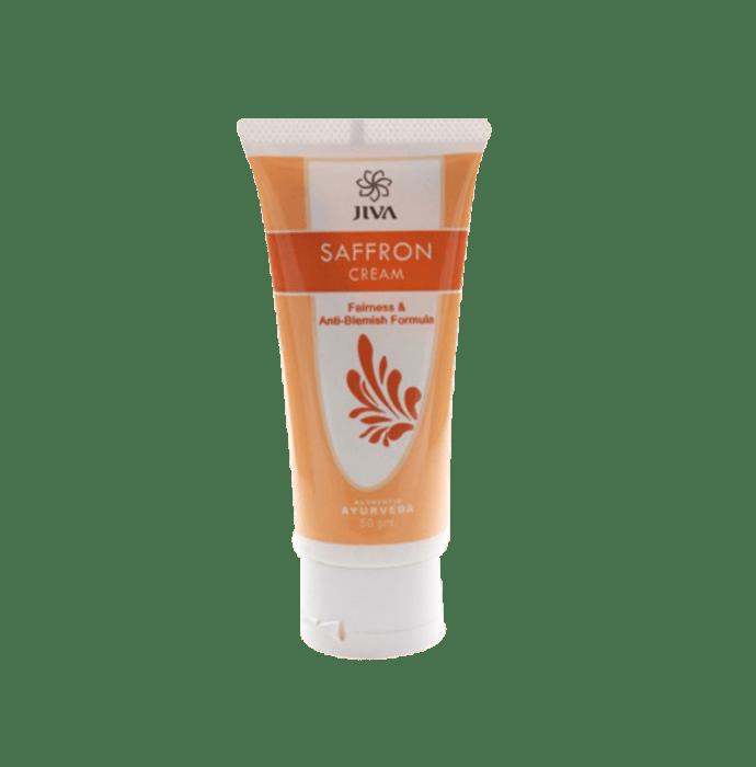 Jiva Saffron  Cream