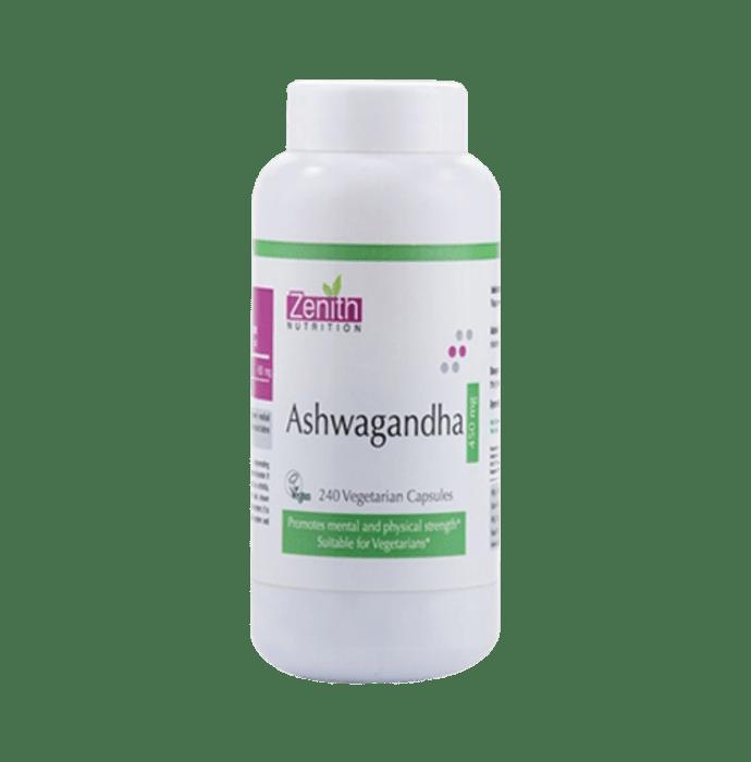 Zenith Nutrition  Ashwagandha   450mg Capsule