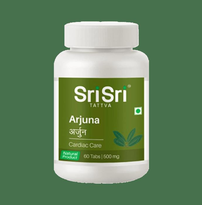 Sri Sri Tattva Arjuna 500mg Tablet