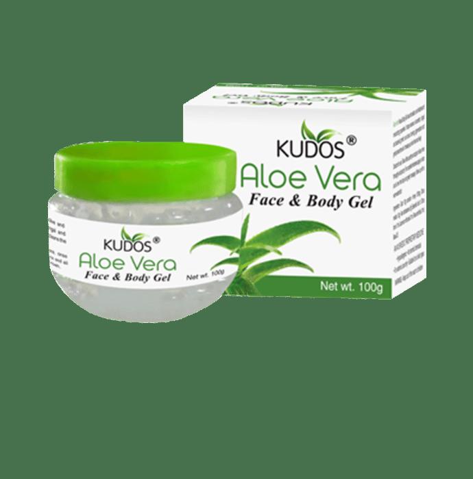 Kudos Aloe Vera Face & Body Gel