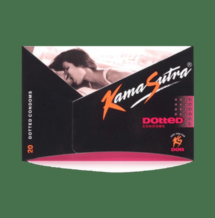 Kamasutra Dotted Condom