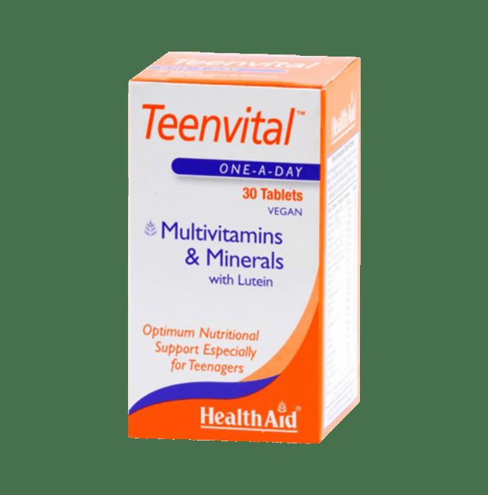 Healthaid Teenvital Tablet