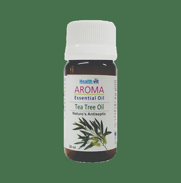 HealthVit Aroma Tea Tree Essential Oil