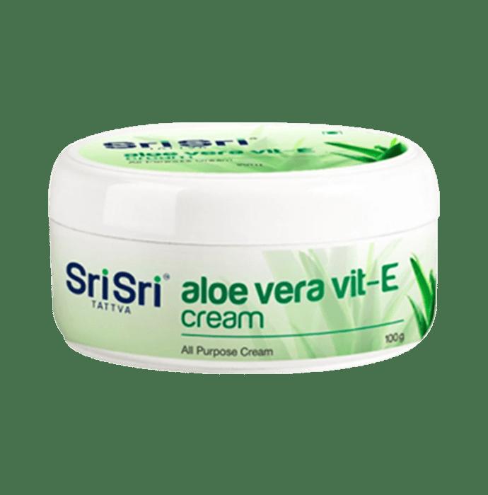 Sri Sri Tattva Aloe Vera Vit-E Cream