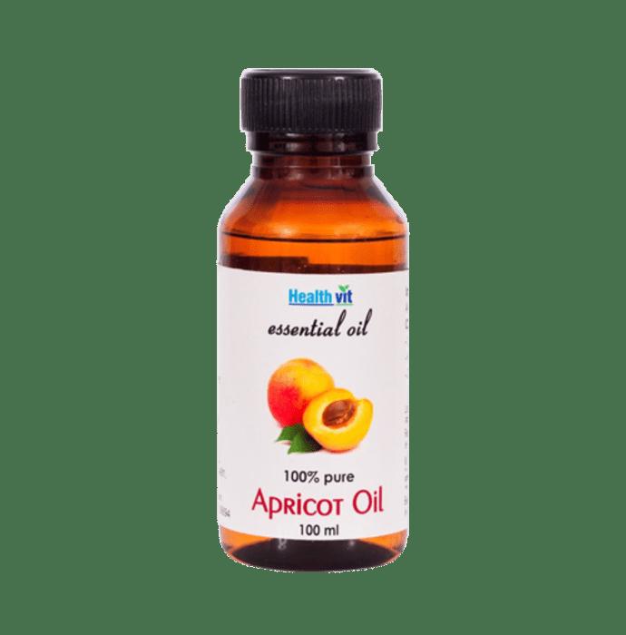 HealthVit Apricot Essential Oil