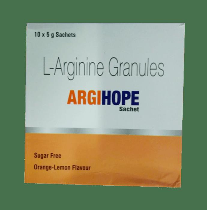 Argihope Sugar Free Granules Orange-Lemon