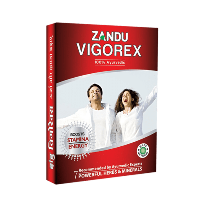 Zandu Vigorex Capsule