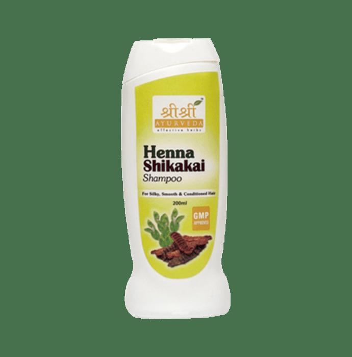 Sri Sri Tattva Henna Shikakai Shampoo