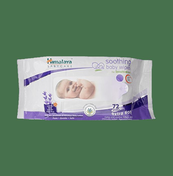 Himalaya Soothing Baby Wipes