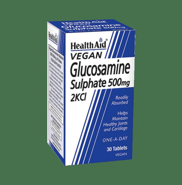 Healthaid Glucosamine Sulphate 500mg Tablet