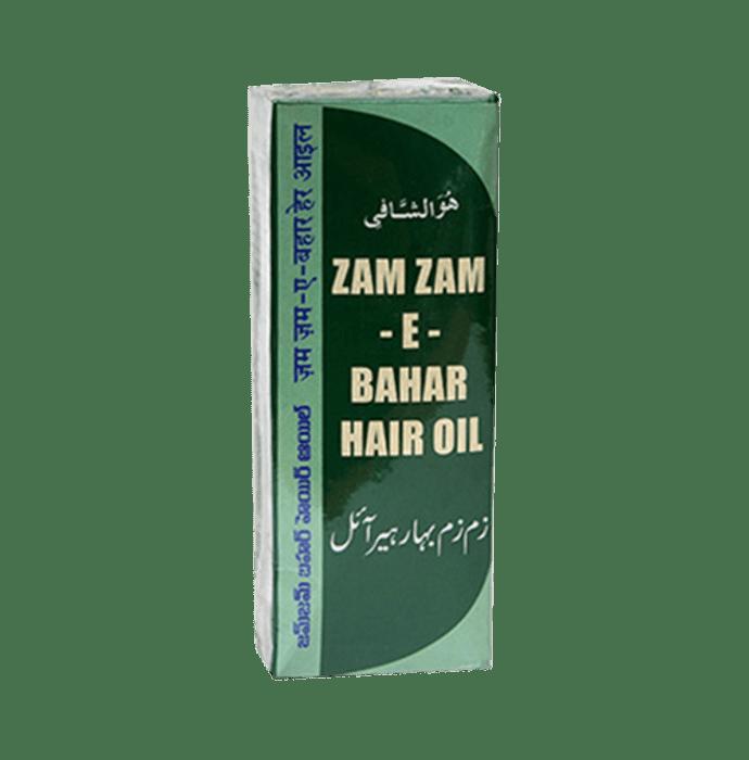 Mohammedia Zam Zam-E-Bahar Hair Oil