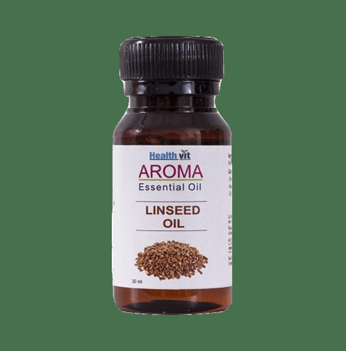 HealthVit  Aroma Linseed  Essential Oil
