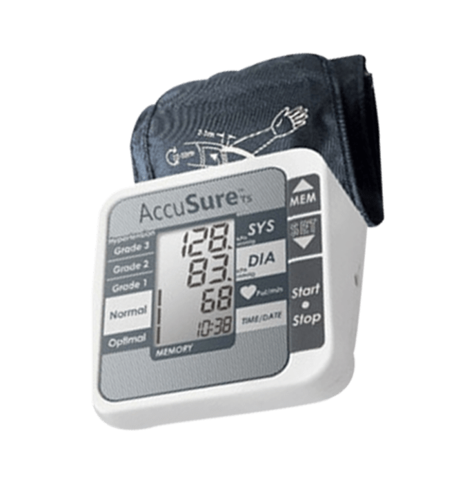 Dr. Gene Accusure TS Automatic Blood Pressure Monitor