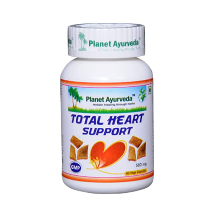 Planet Ayurveda Total Heart Support Capsule