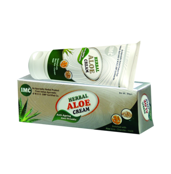 IMC Herbal Aloe Cream