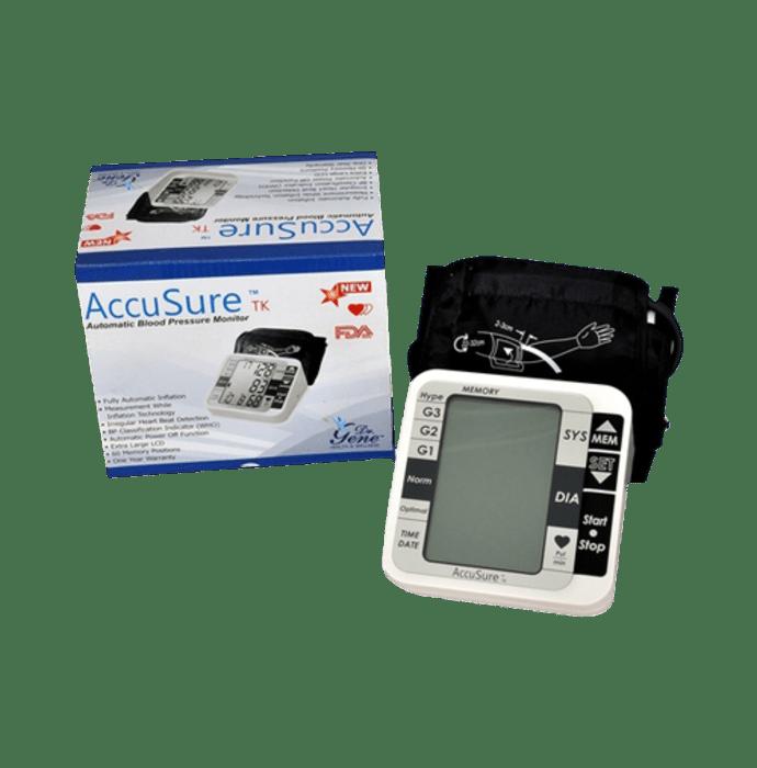 Dr. Gene Accusure TK Automatic BP Monitor