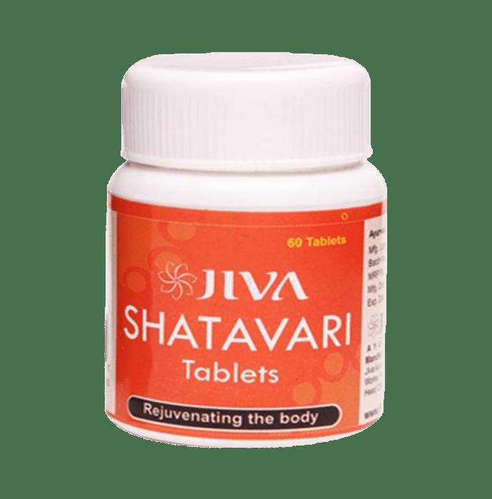 Jiva Shatavari Tablet