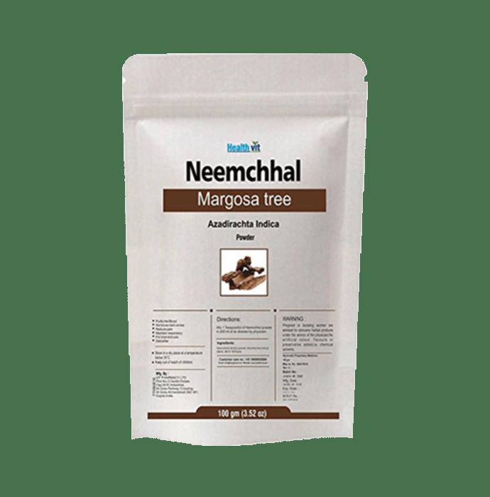 HealthVit Neemchhal Powder