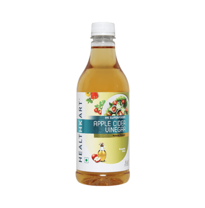 HealthKart Apple Cider Vinegar Natural Vinegar