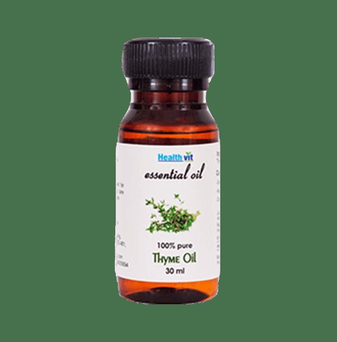 HealthVit Thyme Essential Oil
