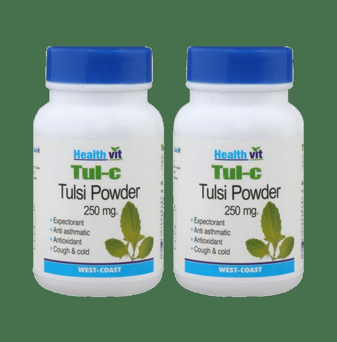 HealthVit Tul-C 250mg Capsule (Pack OF 2)