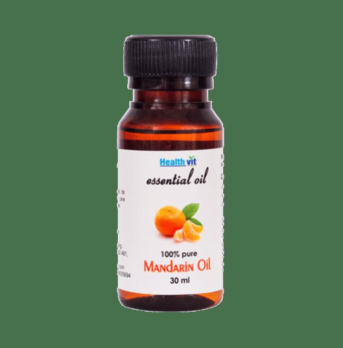 HealthVit Mandarin Essential Oil