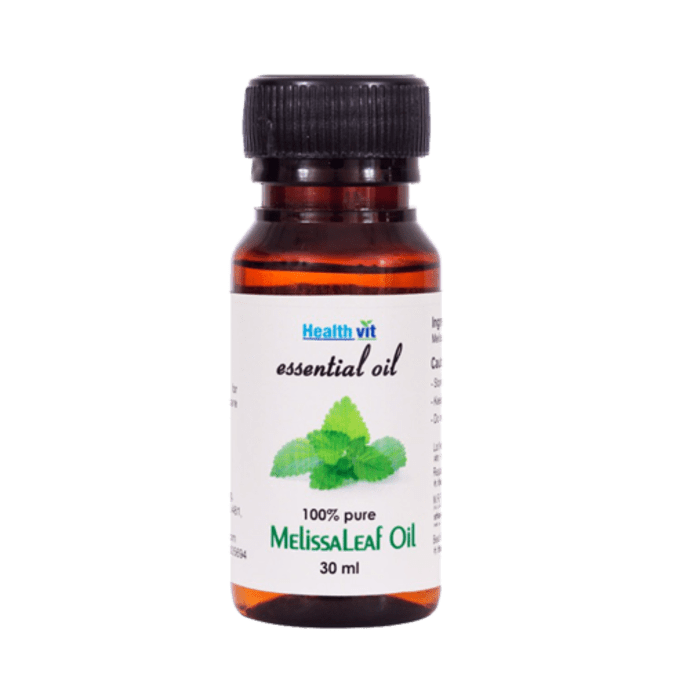 HealthVit Melissa Leaf Essential Oil